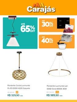 Ofertas de Material de Construção no catálogo Carajás (  6 dias mais)