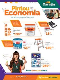 Ofertas de Material de Construção no catálogo Carajás (  Publicado hoje)