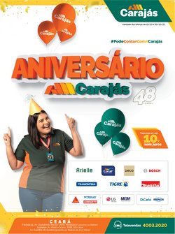 Catálogo Carajás (  Vence hoje)