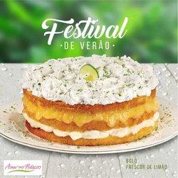 Ofertas Restaurantes no catálogo Amor aos Pedaços em Recife ( 20 dias mais )
