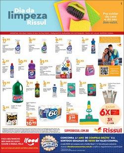 Ofertas de Supermercados no catálogo Supper Rissul (  Válido até amanhã)