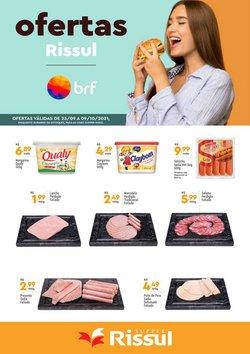 Ofertas de Supermercados no catálogo Supper Rissul (  12 dias mais)