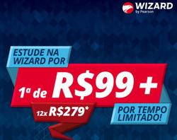 Cupom Wizard em Guarapuava ( Publicado hoje )