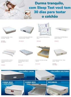 Ofertas Casa e Decoração no catálogo Copel Colchões em Campinas ( 16 dias mais )