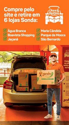 Cat谩logo Sonda Supermercados (  V谩lido at茅 amanh茫)