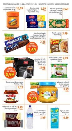 Ofertas de Cápsulas de café em Sonda Supermercados