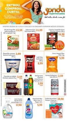 Catálogo Sonda Supermercados em São Paulo ( Vencido )
