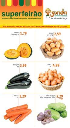 Catálogo Sonda Supermercados em Campinas ( Vencido )