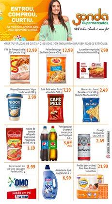 Catálogo Sonda Supermercados ( Publicado a 2 dias )