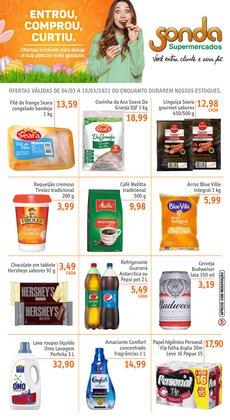 Catálogo Sonda Supermercados em Campinas ( 3 dias mais )