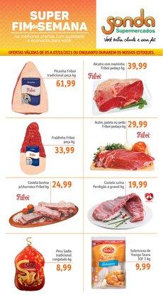 Catálogo Sonda Supermercados em Campinas ( Vence hoje )