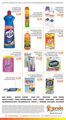 Ofertas de Technos em Sonda Supermercados