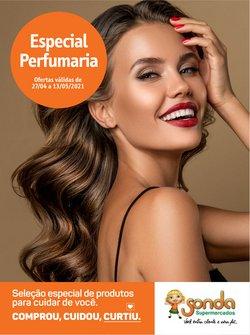 Ofertas de perfume no catálogo Sonda Supermercados (  4 dias mais)