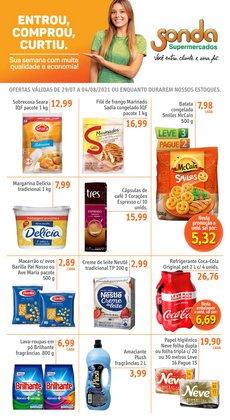 Catálogo Sonda Supermercados (  Válido até amanhã)