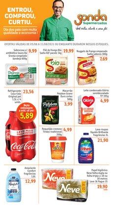 Catálogo Sonda Supermercados (  Publicado hoje)