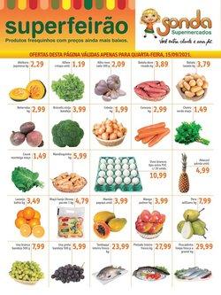 Ofertas de Sonda Supermercados no catálogo Sonda Supermercados (  Vencido)
