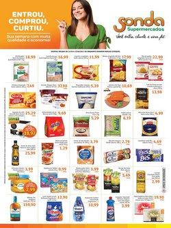 Catálogo Sonda Supermercados (  Publicado ontem)