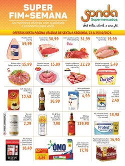 Catálogo Sonda Supermercados (  Vence hoje)