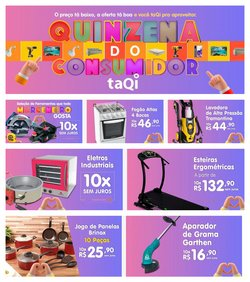 Catálogo Lojas TaQi em Caxias do Sul ( Vencido )