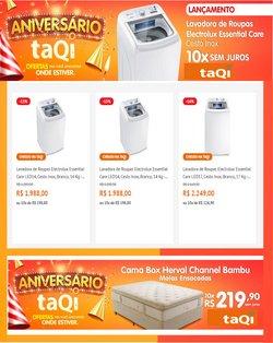 Catálogo Lojas TaQi ( 5 dias mais )