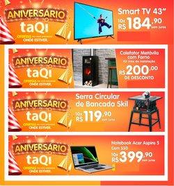 Catálogo Lojas TaQi ( Válido até amanhã )