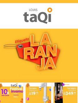 Ofertas de Lojas de Departamentos no catálogo Lojas TaQi (  Válido até amanhã)
