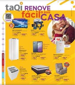 Ofertas de Lojas TaQi no catálogo Lojas TaQi (  4 dias mais)
