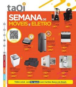 Ofertas de Lojas de Departamentos no catálogo Lojas TaQi (  4 dias mais)