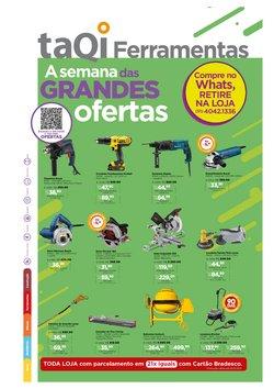 Ofertas de Lojas de Departamentos no catálogo Lojas TaQi (  Mais de um mês)