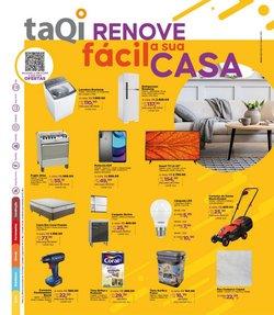 Ofertas de Lojas de Departamentos no catálogo Lojas TaQi (  9 dias mais)