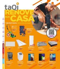 Ofertas de Lojas de Departamentos no catálogo Lojas TaQi (  10 dias mais)