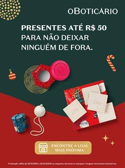 Ofertas Perfumarias e Beleza no catálogo O Boticário em Paulista ( Publicado ontem )