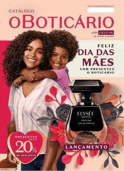 Ofertas de Dia das Mães no catálogo O Boticário (  Vence hoje)