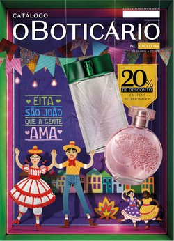 Catálogo O Boticário (  Publicado hoje)