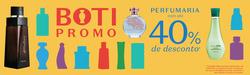 Promoção de Perfumarias e beleza no folheto de O Boticário em Teófilo Otoni