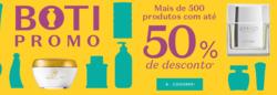 Promoção de O Boticário no folheto de Belo Horizonte
