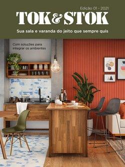 Ofertas de Casa e Decoração no catálogo Tok&Stok (  7 dias mais)