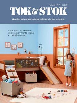 Ofertas de Casa e Decoração no catálogo Tok&Stok (  Publicado ontem)
