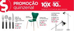 Promoção de Tok&Stok no folheto de São Paulo