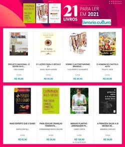 Ofertas Livraria, Papelaria e Material Escolar no catálogo Livraria Cultura em Campinas ( 7 dias mais )