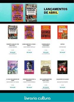 Ofertas Livraria, Papelaria e Material Escolar no catálogo Livraria Cultura em Mauá ( Publicado a 3 dias )