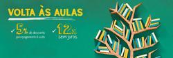 Promoção de Livraria Cultura no folheto de Lauro de Freitas