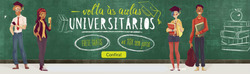 Promoção de Livraria, papelaria, material escolar no folheto de Livraria Cultura em São Bernardo do Campo