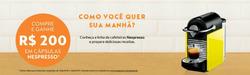 Promoção de Livraria Cultura no folheto de Rio de Janeiro