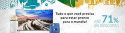 Promoção de Livraria Cultura no folheto de Recife