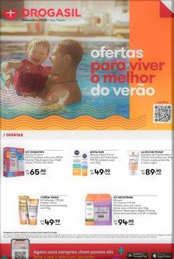 Ofertas Farmácias e Drogarias no catálogo Drogasil em Santo André ( Publicado hoje )