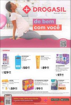 Ofertas Farmácias e Drogarias no catálogo Drogasil em Guarulhos ( Publicado a 2 dias )
