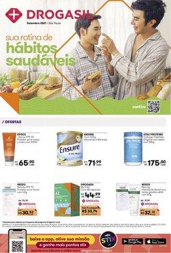 Ofertas de Drogasil no catálogo Drogasil (  11 dias mais)