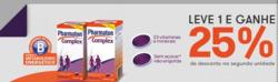 Promoção de Farmácias e Drogarias no folheto de Drogasil em Nossa Senhora do Socorro