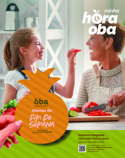 Ofertas Supermercados no catálogo Oba Hortifruti em Taboão da Serra ( 3 dias mais )